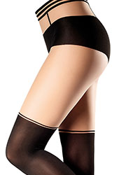 Oroblu Graphic Design Tights Zoom 2