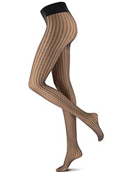 Oroblu Graphic Little Line Tights