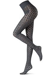 Oroblu Graphic Loop Tights Zoom 1