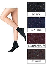 Oroblu Graphic Powder Socks Zoom 2