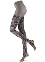 Oroblu Holiday Lacy Velvet Tights Zoom 3