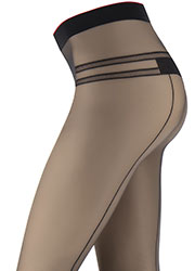 Oroblu Icon Seduction Heart Tights Zoom 2