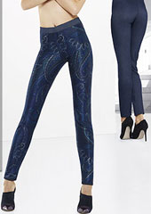 Oroblu Jeans Double Face Leggings  Zoom 2