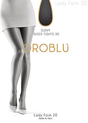 Oroblu Lady Form 20 XL Tights Zoom 1