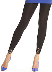 Oroblu Lodovica Footless Tights Zoom 2