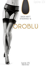Oroblu Lycia 15 Stockings Zoom 1