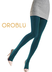 Oroblu Cynthia Natural Fibres Tights Zoom 1