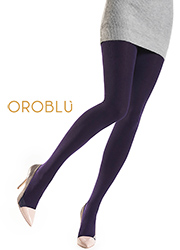 Oroblu Cynthia Natural Fibres Tights Zoom 2