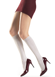 Oroblu Nikki Natural Fibres Knee Highs