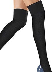 Oroblu Nives Natural Fibres Over The Knee Socks Zoom 2