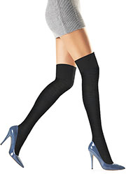 Oroblu Nives Natural Fibres Over The Knee Socks