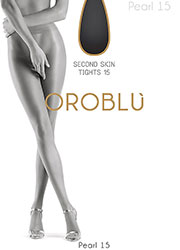 Oroblu Pearl 15 Second Skin Tights