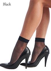 Oroblu Petit 20 Sheer Anklet Zoom 2