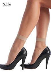 Oroblu Petit 20 Sheer Anklet Zoom 4