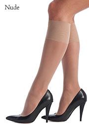 Oroblu Repos 70 Medium Compression Knee Highs Zoom 4