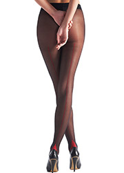 Oroblu Riga 20 Seamed Tights Zoom 3