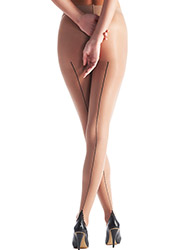 Oroblu Riga 20 Seamed Tights Zoom 4
