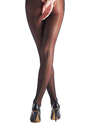 Oroblu Riga Lux Seamed Tights Zoom 4