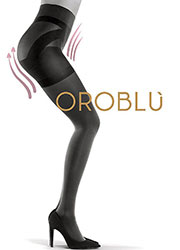 Oroblu Shock Up 60 Tights Zoom 1