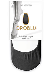 Oroblu Solange Light Footlets 2 Pair Pack Zoom 4