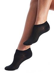 Oroblu Solange Sport Foot Protector 2 Pair Pack Zoom 3