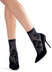 Oroblu Stephany Ankle Highs Zoom 1