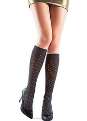 Oroblu Suzanne Knee Highs