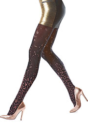 Oroblu Whitney Animal Tights Zoom 1