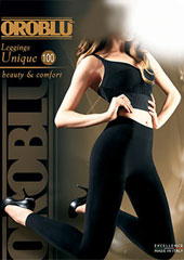 Oroblu Unique 100 Seamless Leggings