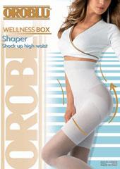 Oroblu Wellness Shaper Shock Up High Waist Tights