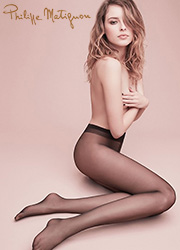 Philippe Matignon Nudite D'Or 20 Denier Seamless Tights