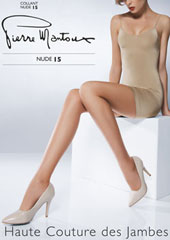 Pierre Mantoux Nude Tights