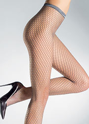 Pierre Mantoux Gilda Net Tights Zoom 2