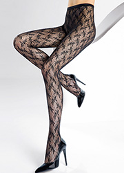 Pierre Mantoux Miranda Lace Tights Zoom 1