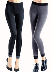 Pierre Mantoux Double Reversible Leggings