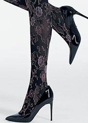 Pierre Mantoux Rosa Fashion Tights Zoom 2