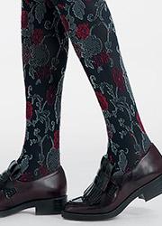 Pierre Mantoux Rosa Fashion Tights Zoom 3