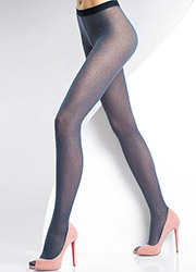 Pierre Mantoux Sonia Polka Dot Tights Zoom 1