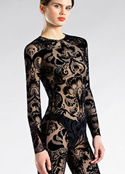 Pierre Mantoux Tattoo Catsuit Zoom 2