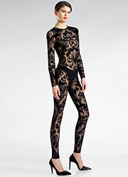 Pierre Mantoux Tattoo Catsuit Zoom 1