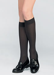 Pierre Mantoux Veloutine 70 Coste Knee Highs