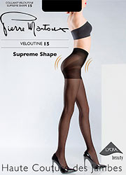 Pierre Mantoux Veloutine Supreme Shape 15 Tights