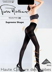 Pierre Mantoux Veloutine Supreme Shape 30 Tights