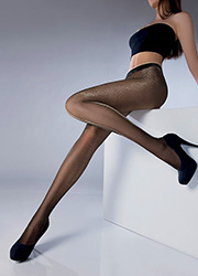Pierre Mantoux Vertigo Lurex Tights Zoom 2