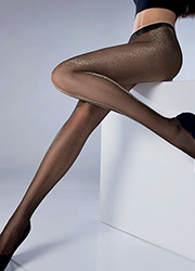 Pierre Mantoux Vertigo Lurex Tights Zoom 4