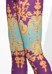 Pierre Mantoux Stucchi Leggings Zoom 2