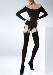 Pierre Mantoux Veloutine 50 Opaque Stockings Zoom 1