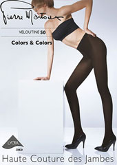 Pierre Mantoux Veloutine 50 Opaque Tights Zoom 1