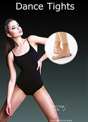 Pretty Legs Adult Footless Dance Tights Thumbnail