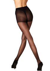 Pretty Legs Nylons Luxury 10 Denier Tights Zoom 1